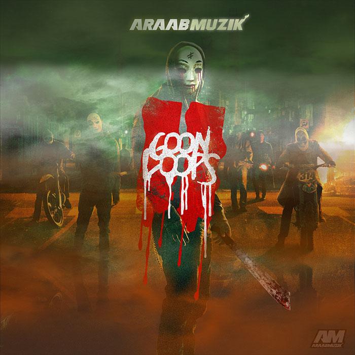 """AraabMUZIK - """"Goon Loops"""" cover"""