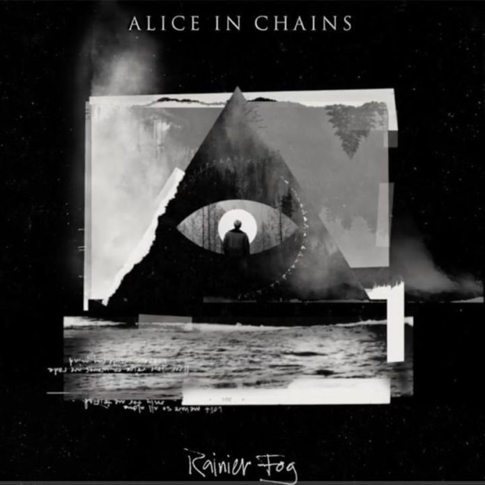 Alice in Chains - Rainier Fog (Album)
