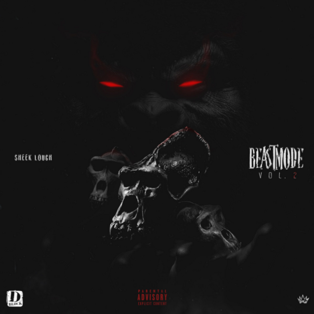 "Sheek Louch - ""Beast Mode Vol.2"" Cover"