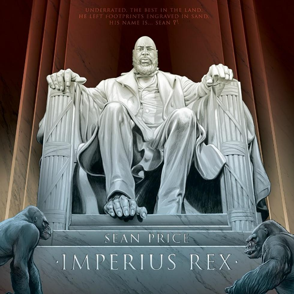 "Sean Price - ""Imperius Rex"" Cover"