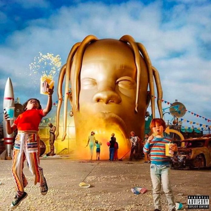Travis Scott - ASTROWORLD (Album)