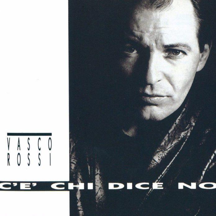 Vasco Rossi - C'è chi dice no (Album 1987)