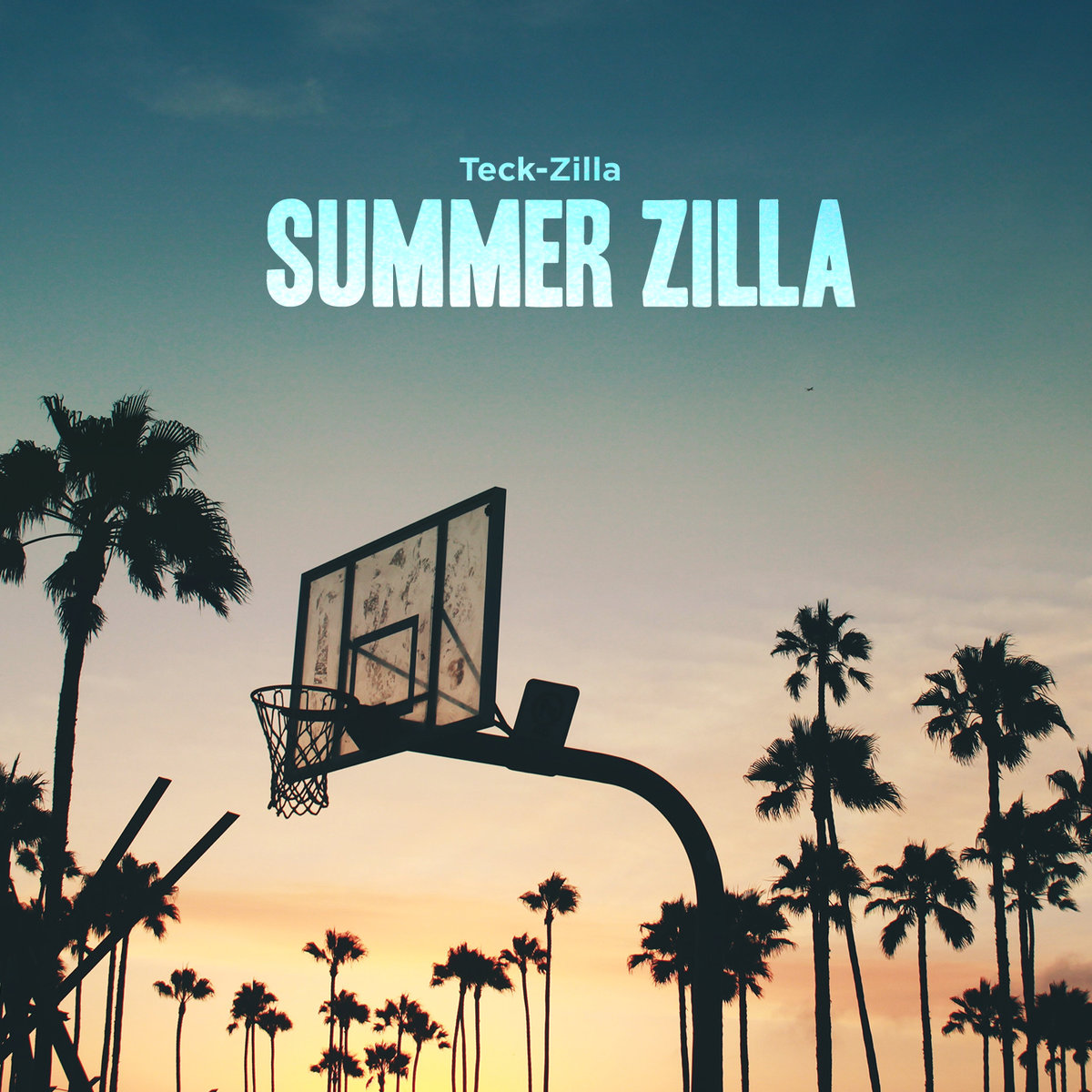 "Tech-Zilla - ""Summer Zilla"" Cover"