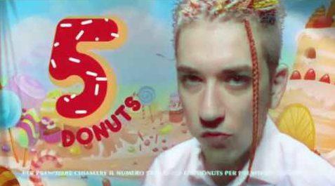 """Esce oggi su YouTube """"Lemon Haze"""", il nuovo singolo di Dani Faiv estratto dall'album """"Fruit Joint"""""""