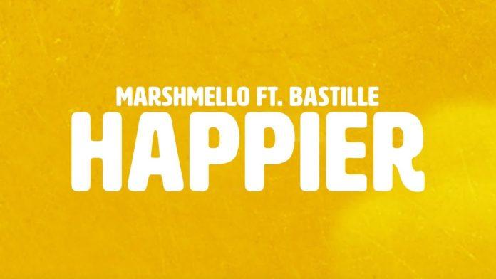 Marshmello - Happier feat. Bastille