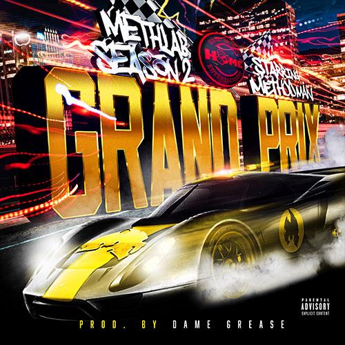 "Method Man - ""Grand Prix"" Cover"