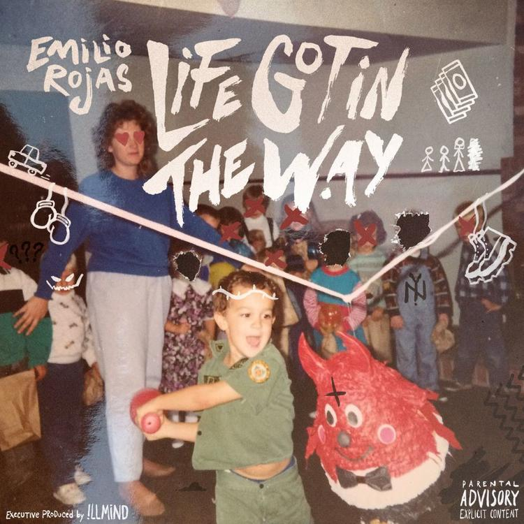 """Emilio Rojas - """"Life Got In The Way"""" Cover"""