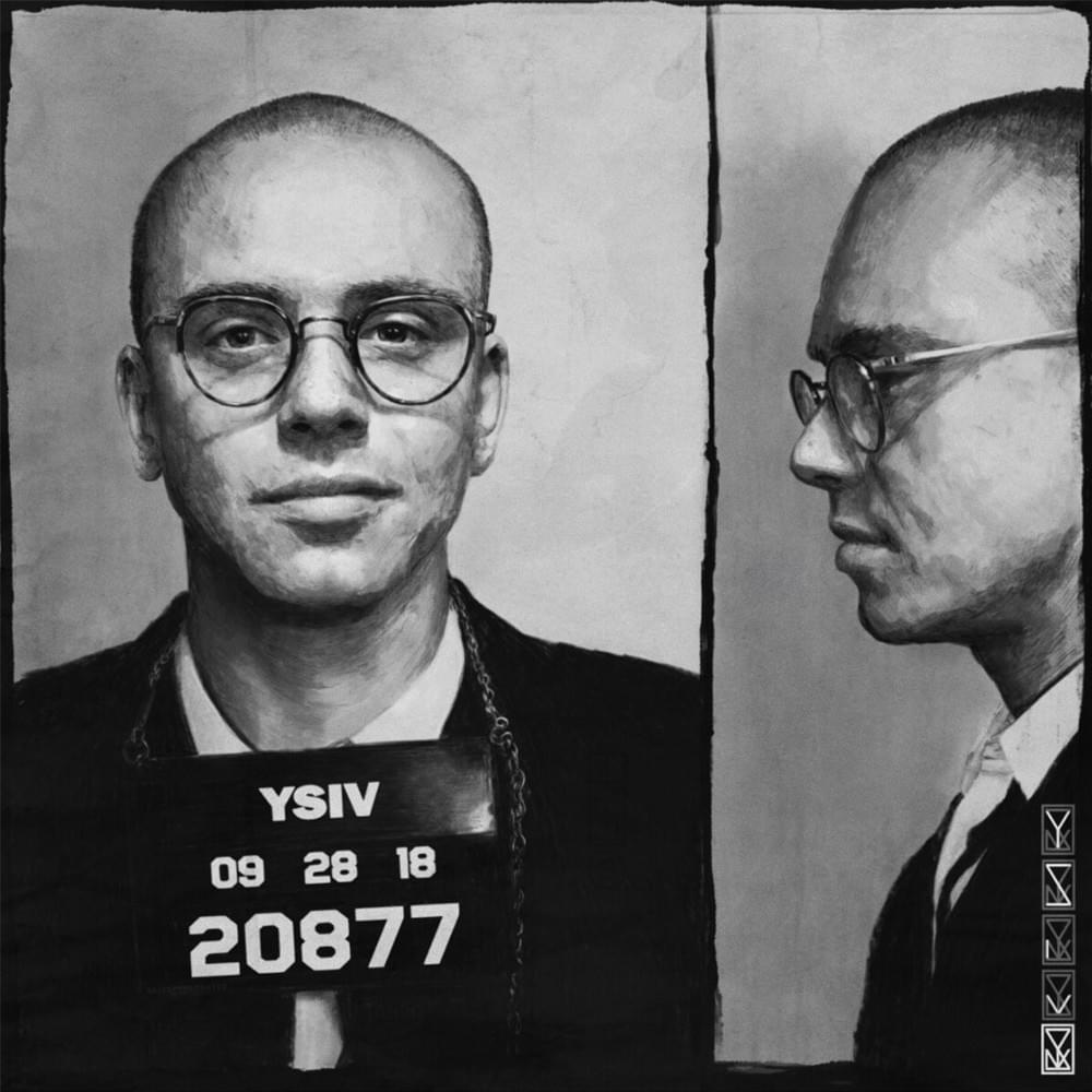 "Logic - ""YSIV"" Cover"