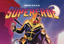 Emis Killa -Supereroe (Album Cover)
