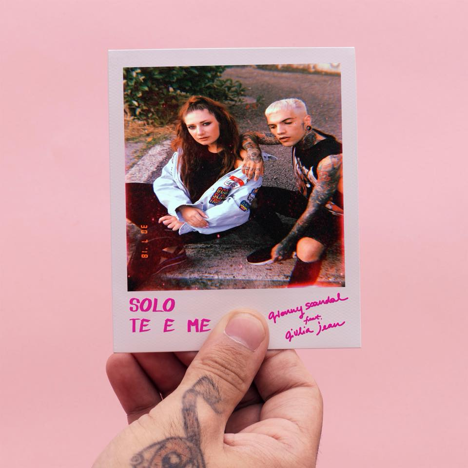 Gionnyscandal - Solo te e me feat. Giulia Jean