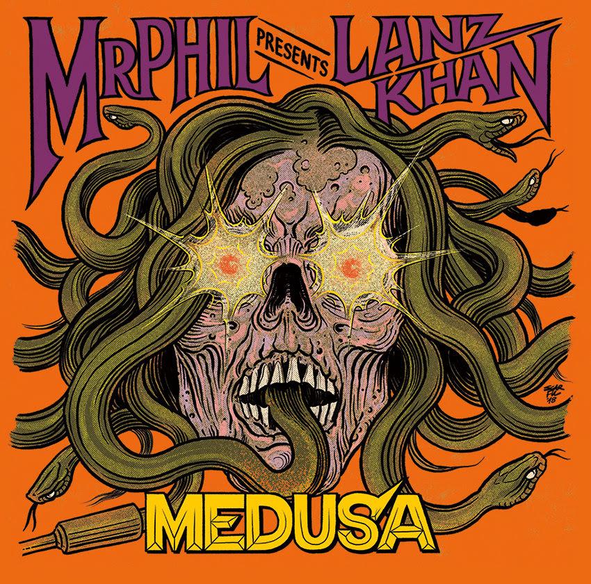 """Mr.Phil & Lanz Khan, """"Medusa EP"""" fuori ora"""