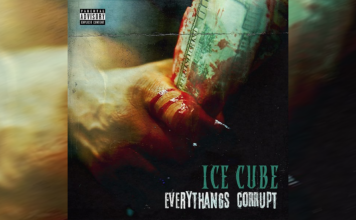 "Ice Cube - ""Everythangs Corrupt"" Cover"