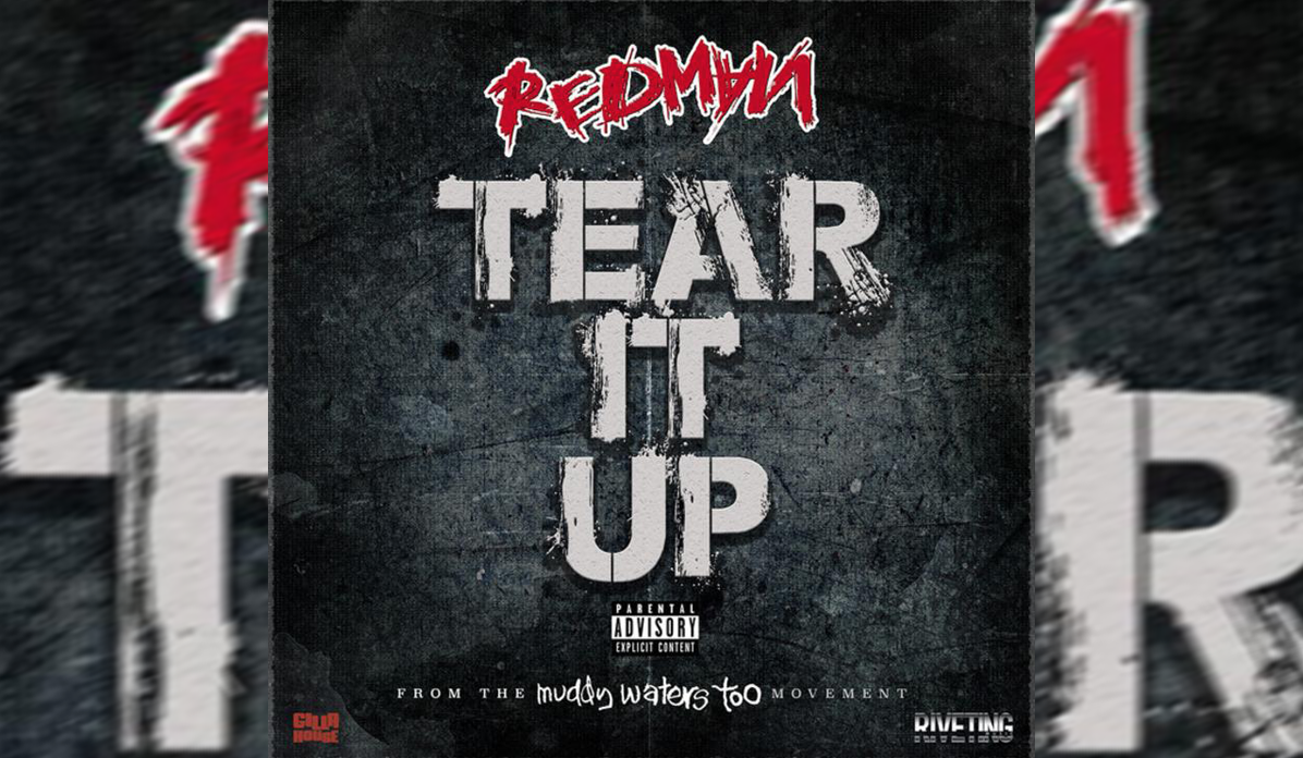 "Redman - ""Tear It Up"" Cover"