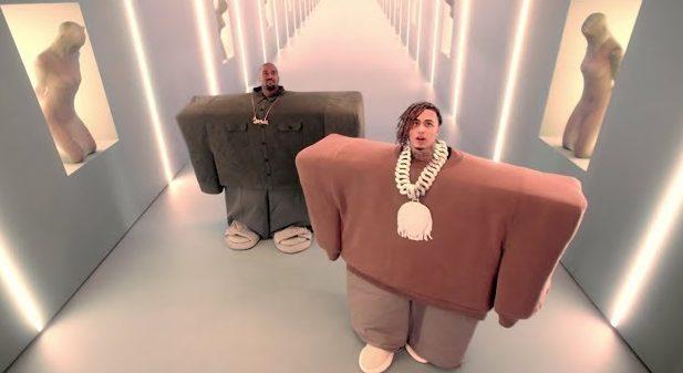 Kanye West & Lil Pump - I Love It (Testo) feat. Adele Givens