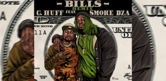 "G.Huff - ""Bills Remix"""