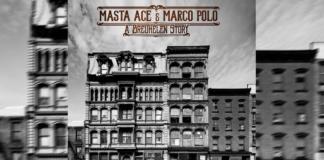 """Marco Polo & Masta Ace - """"A Breukelen Story"""" Cover"""