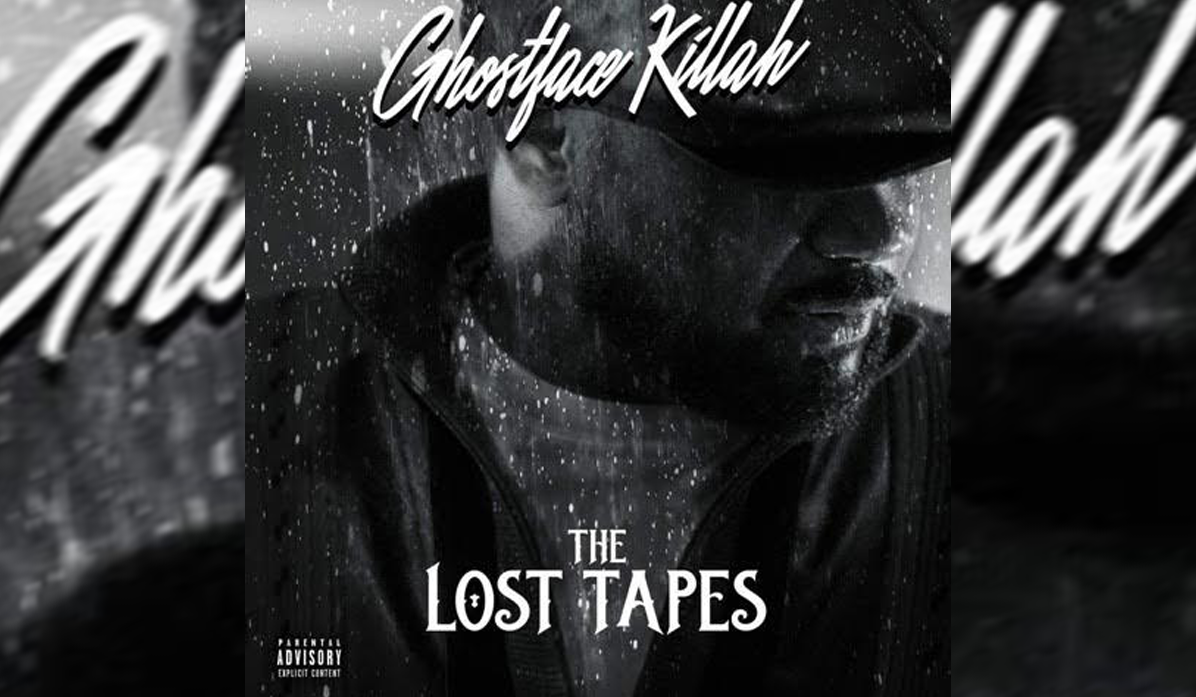 "Ghostface Killah - ""The Lost Tapes"" Cover"