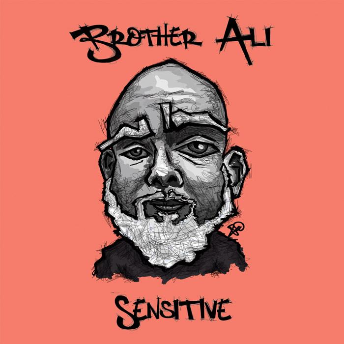 "Brother Ali - ""Sensitive"" Cover"