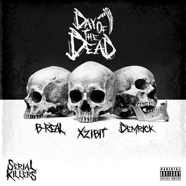 """Serial Killers - """"Day Of The Dead"""" Cover"""