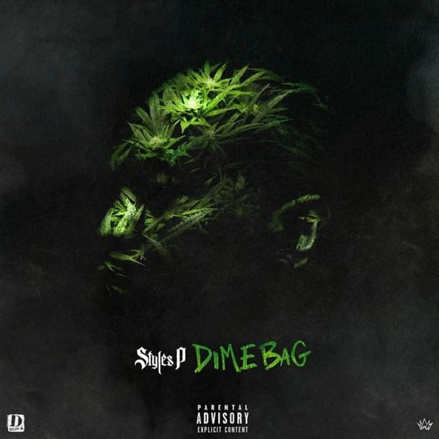 "Styles P - ""Dime Bag"" Cover"
