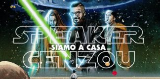 """Speaker Cenzou, Danno e Paura. Esce """"Siamo a casa"""" omaggio ai fan di Guerre Stellari"""