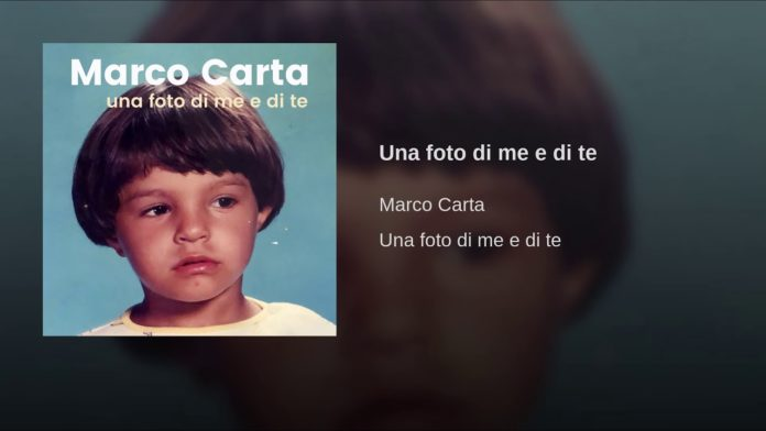 Marco Carta - Una foto di me e di te
