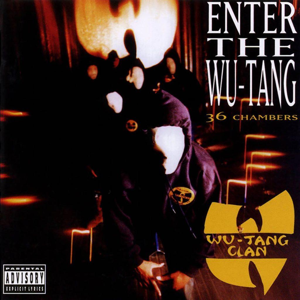"Wu-Tang Clan - ""Enter The Wu-Tang (36 Chambers) Cover"