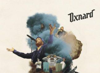 Anderson Paak - Oxnard (Album Cover)