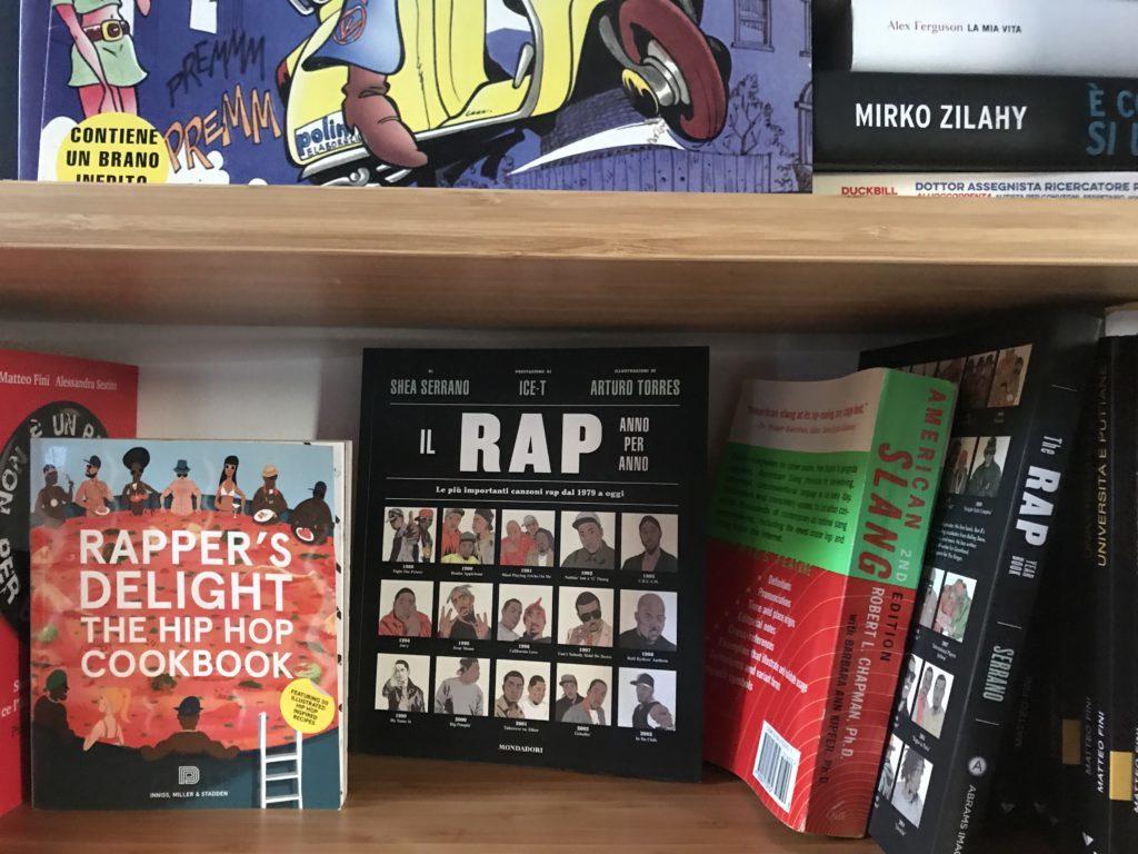I due libri più rappresentativi della storia del Rap