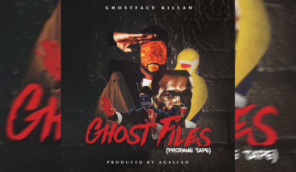 "Ghostface Killah - ""Buckingham Palace Remix"" Cover"