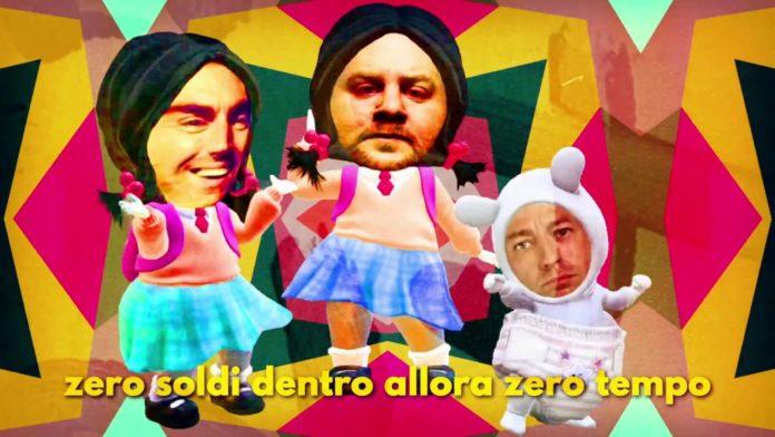 Gabry Ponte, Rezophonic, Danti, Shade, Jake La Furia. #DallaAMe