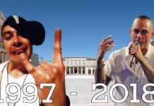 L'evoluzione lirica di Fabri Fibra negli ultimi 20 anni