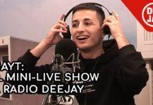 Nayt distrugge Radio Deejay