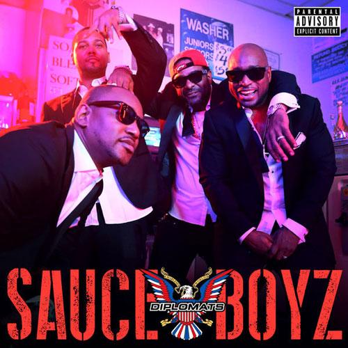 """Dipset - """"Sauce Boyz"""" Cover"""