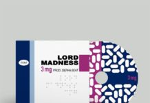 Cover Lord Madness e Depha Beat 3 MG Ep
