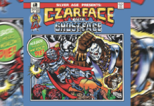 """CZARFACE Meets Ghostface"" Cover"