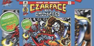 """CZARFACE Meets Ghostface"" Cover"