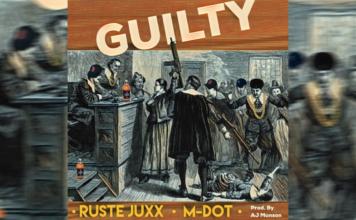 """A.J. Munson feat. Ruste Juxx & M-Dot - """"Guilty"""""""
