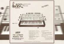 "DJ Manipulator - ""ARP Revisited"" Cover"