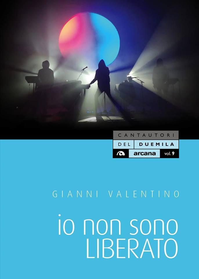 copertina libro ''io non sono LIBERATO''