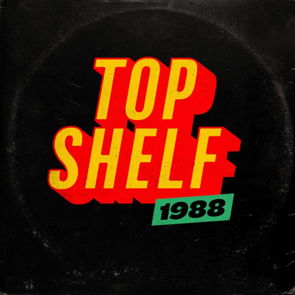 """""""Top Shelf 1988"""" Cover"""