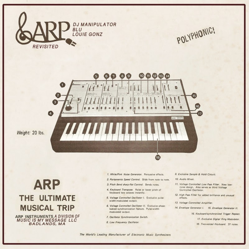 "DJ Manipulator - ""ARP Revisited"" Cover"