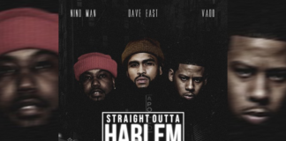 """Straight Outta Harlem"" Cover"