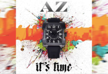 "AZ - ""It's Time"" Cover"