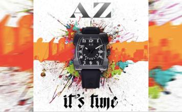 """AZ - """"It's Time"""" Cover"""