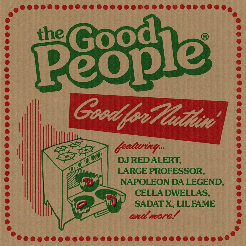 """The Good People - """"Good For Nuthin'"""" Cover"""