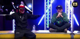 Vacca litiga in diretta su Hip Hop Tv con Wad