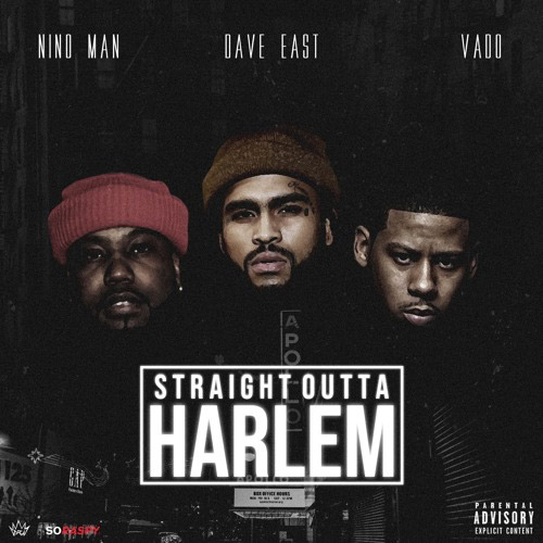 """""""Straight Outta Harlem"""" Cover"""