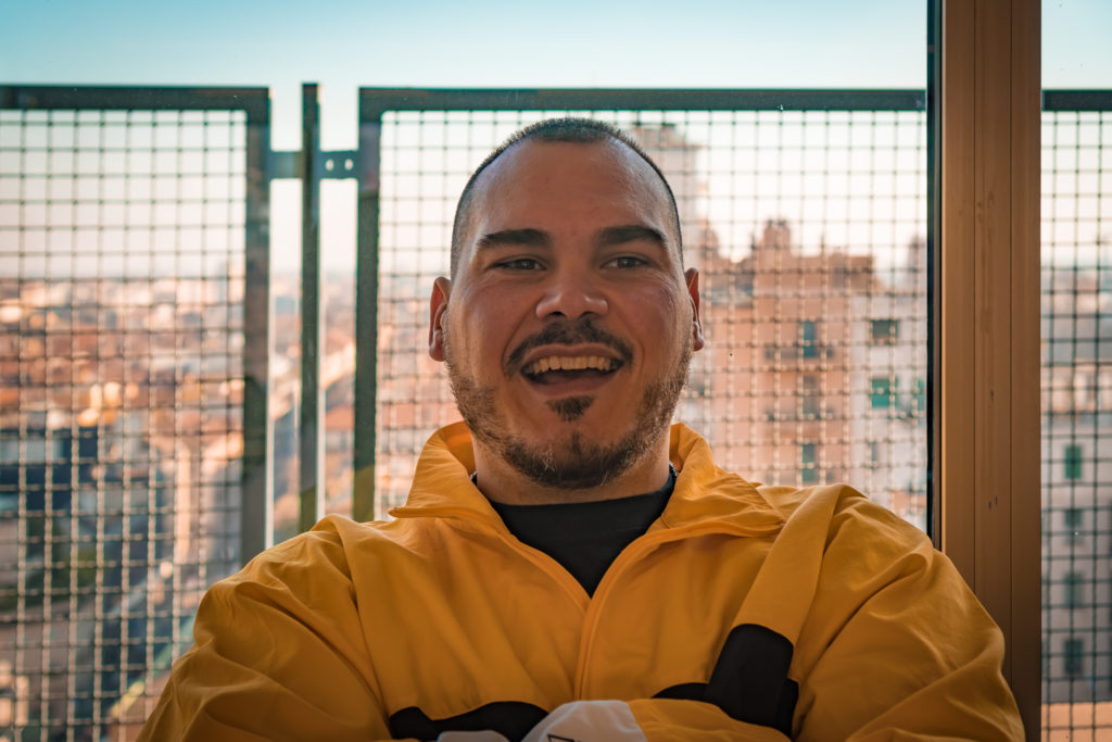 Ensi racconta Clash e lo stato del Rap, in tutta la sua consapevolezza (Foto di Luca Pinotti)