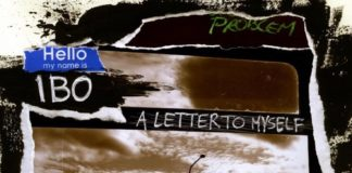 """Ibo Montecarlo, il nuovo album """"A letter to myself"""""""